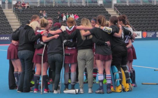 Wimbledon Ladies miss out on promotion