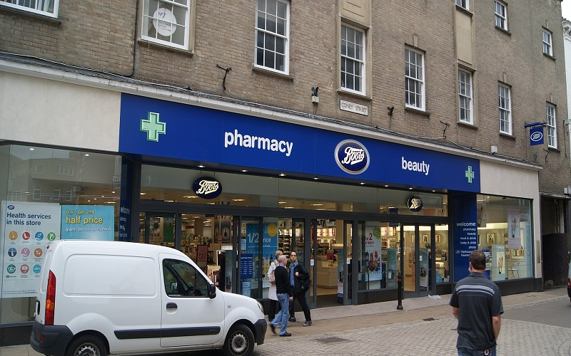 Boots domestic abuse services in pharmcies