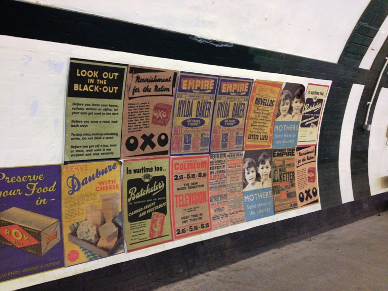 ALDWYCH not original posters