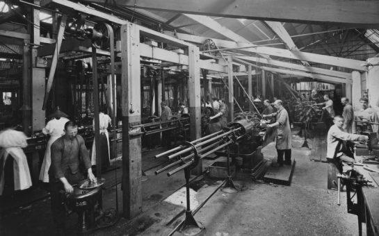 Belgian Refugees Twickenham Pelabons Factory