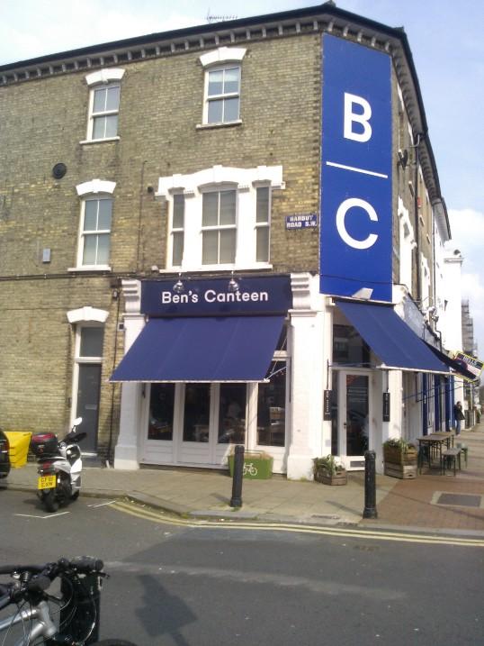 Ben's Canteen 2