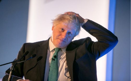Boris Johnson launches the Conservative manifesto