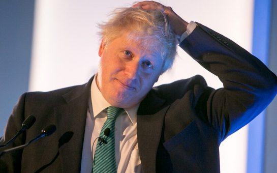 Boris Jonson MATT LINK CREDIT
