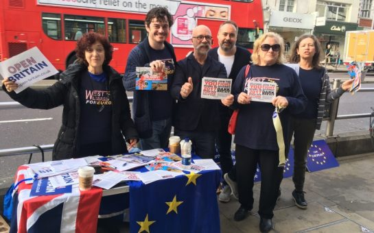 West London for Europe