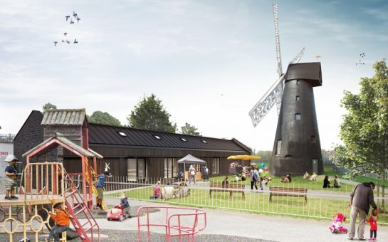 Brixton Windmill Education Centre - Squire and Partners