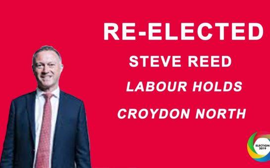 Steve Reed wins