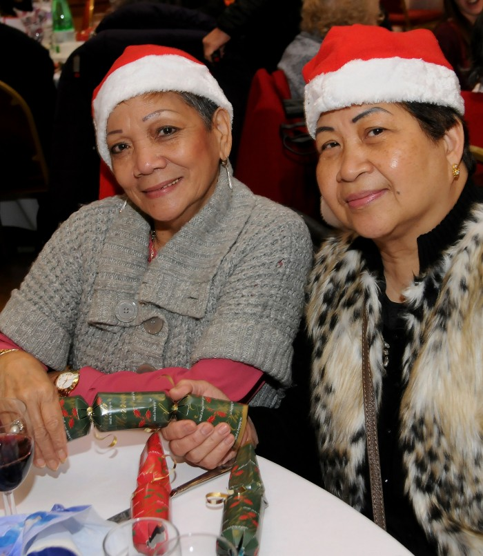 Christmas Day lunch cracker Hammersmith & Fulham Council