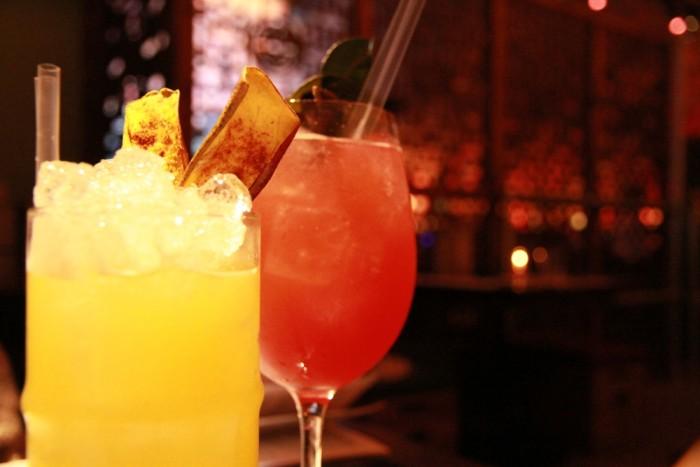 Cocktails fu manchu