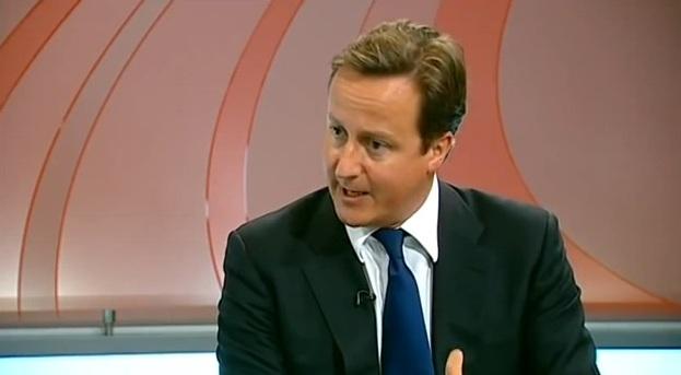 David Cameron bbc interview youtube