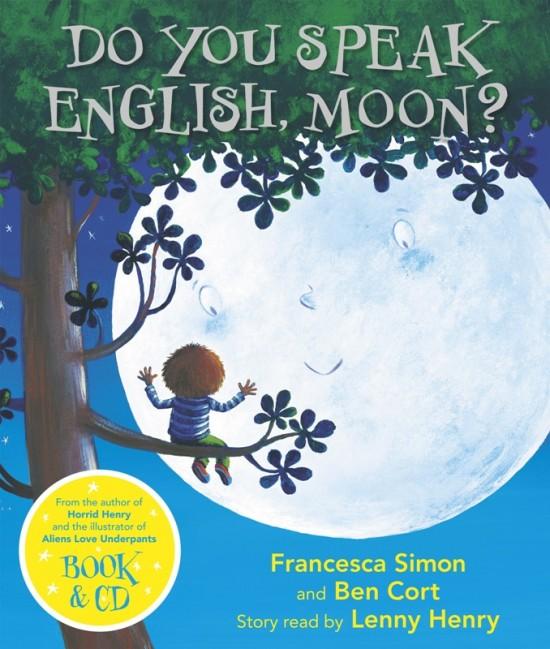 Do you speak English, moon