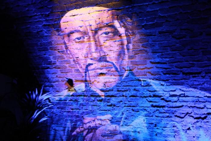 Fu Manchu the restaurant namesake