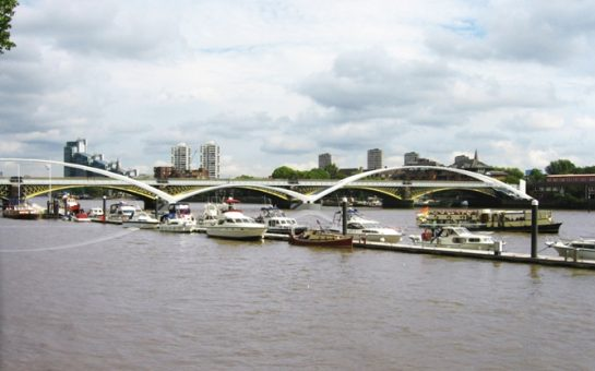 Garden Bridge faces being scrapped after Sadiq Khan rebuff