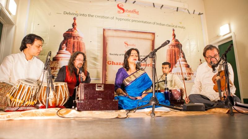 Ghazal, Thumri, and Kheyal Festival