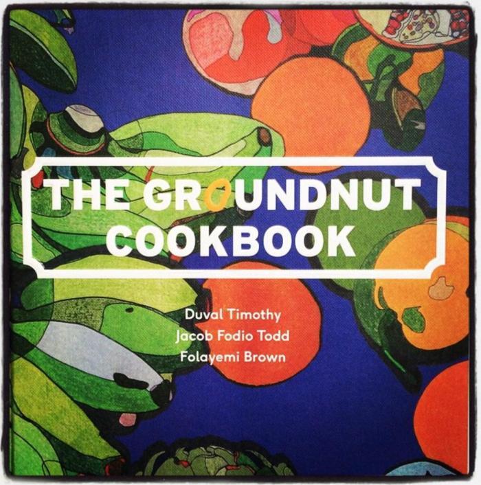 Groundunt cookbook cover Brixton