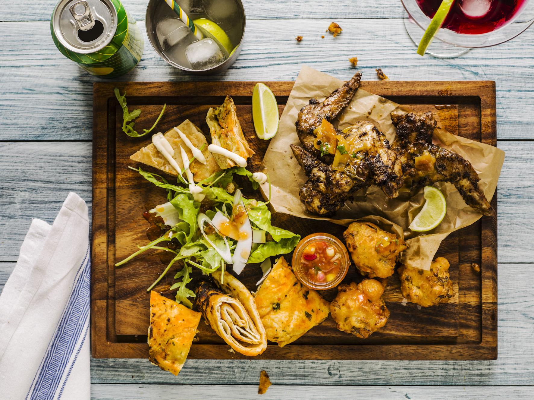 Turtle Bay Croydon food