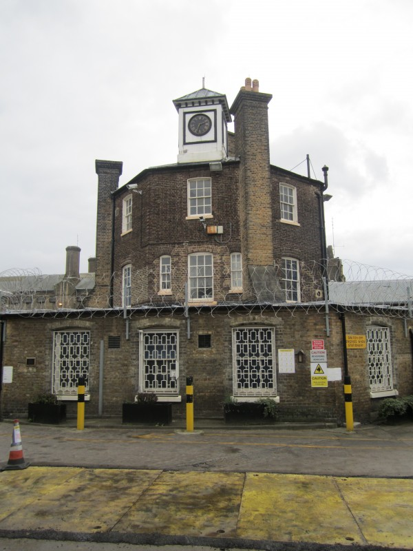 HMP Brixton pic courtesy of The Clink Charity