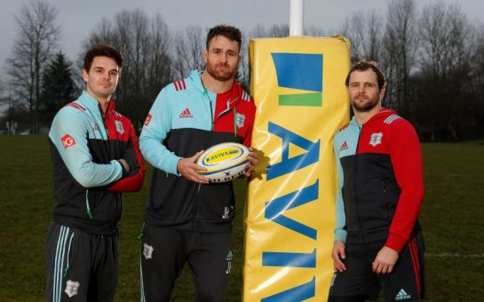 Harlequins - Nick Evans - Aviva Safe Driving