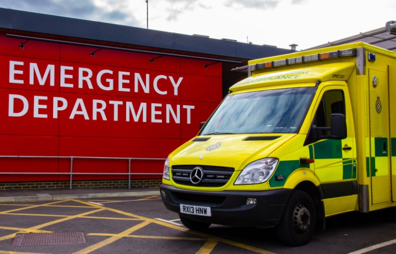 NHS Emergency Department and Ambulance