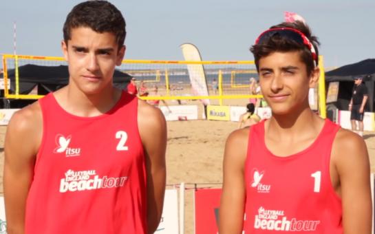 Javier Bello and Joaquin Bello