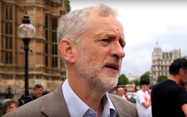 Jeremy Corbyn announces Labour manifesto