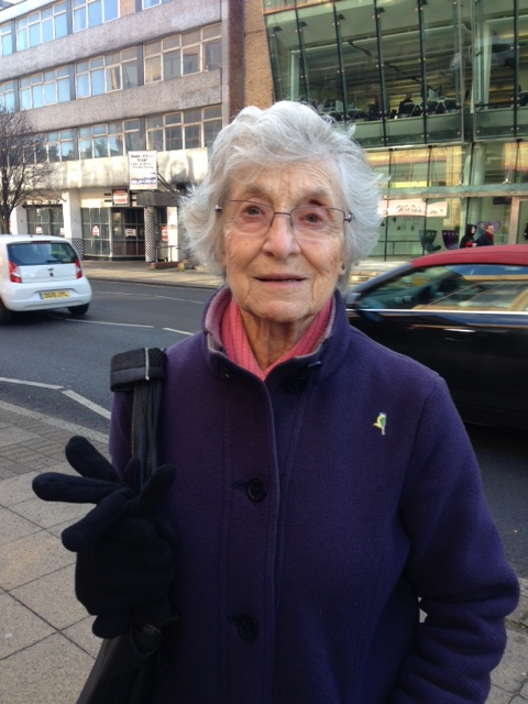 June Clayton
