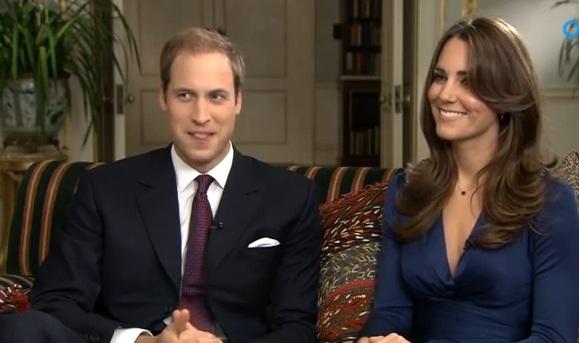 Kate Middleton Prince William youtube ITV ODN
