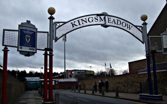 Kingsmeadow AFC Wimbledon co Grammaticus Bramlington