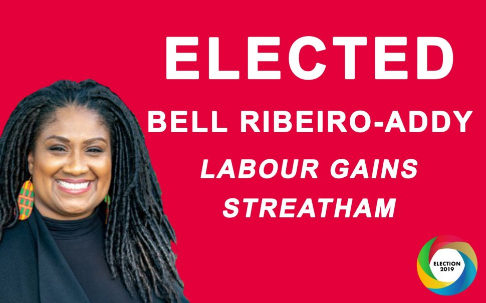 Streatham election results: Bell Ribeiro-Addy gains seat for Labour
