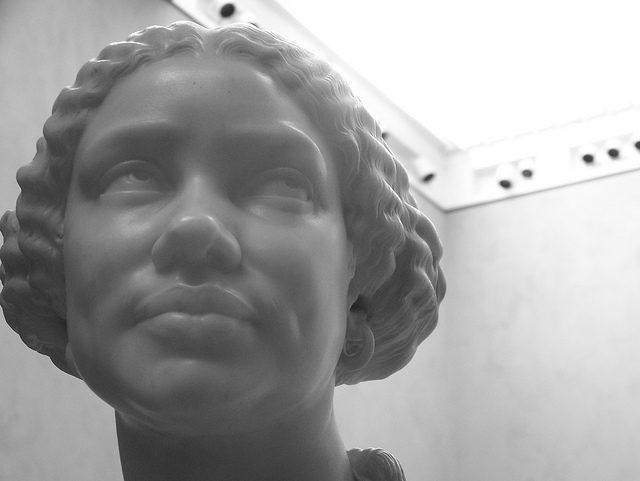 Mary Seacole bust flickr  Aaron Ray
