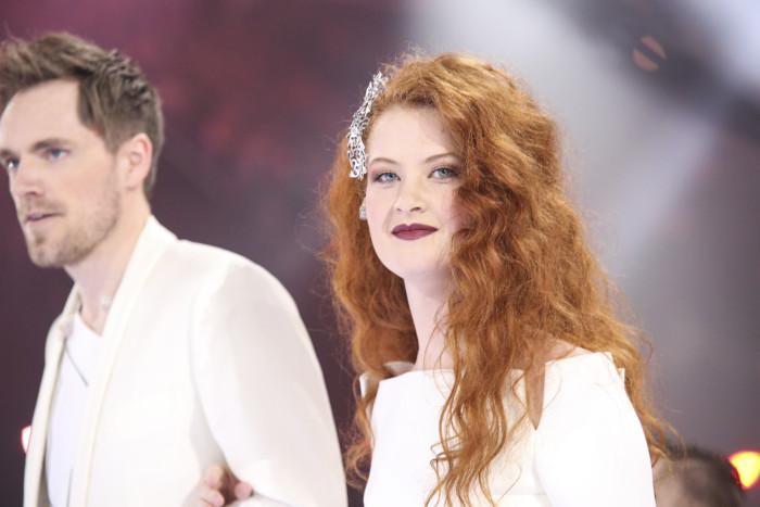 Norway duet picture Eurovision Thomas Hanses (EBU)