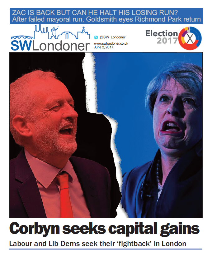 General Election in south west London