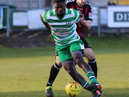 Raheem Sterling-Parker to move to Carshalton Athletic