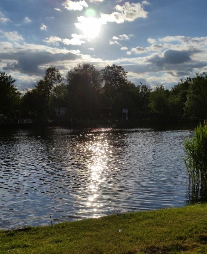 River Thames walk Phillip Payne
