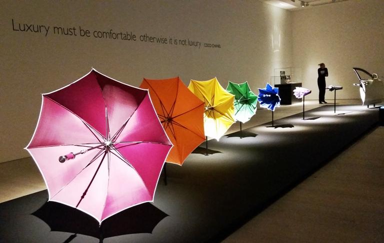 Rolls Royce umbrellas