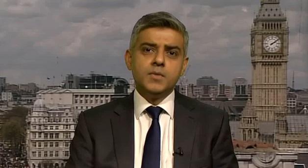 Sadiq Khan youtube bbc