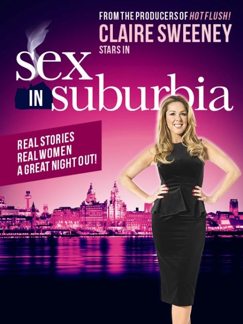 Sex in Suburbia brochure