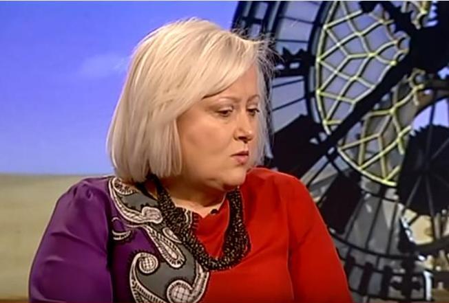 Siobhain McDonagh Sunday Politics YouTube