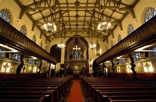 St Paul's Twickenham flickr Friar Lawrence Lew OP