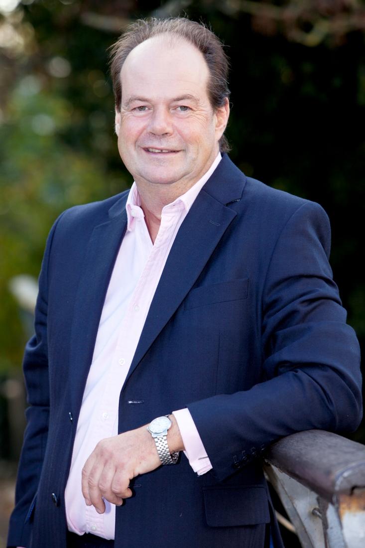 Stephen Hammond portrait