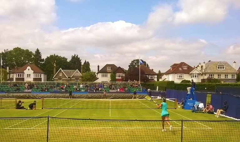 Surbiton tennis