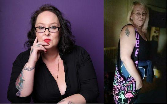 Terri Stockley-Hetherington and Kellie Pocock