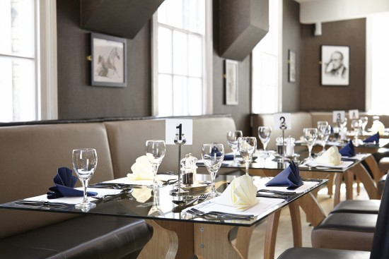 The Clink Restaurant at HMP Brixton (1) pic courtesy of The Clink Charity