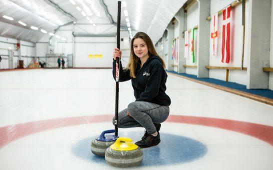 Twickenham skater Olivia Weedon