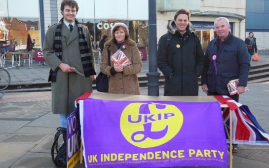 UKIP candidate for Putney Patricia Ward