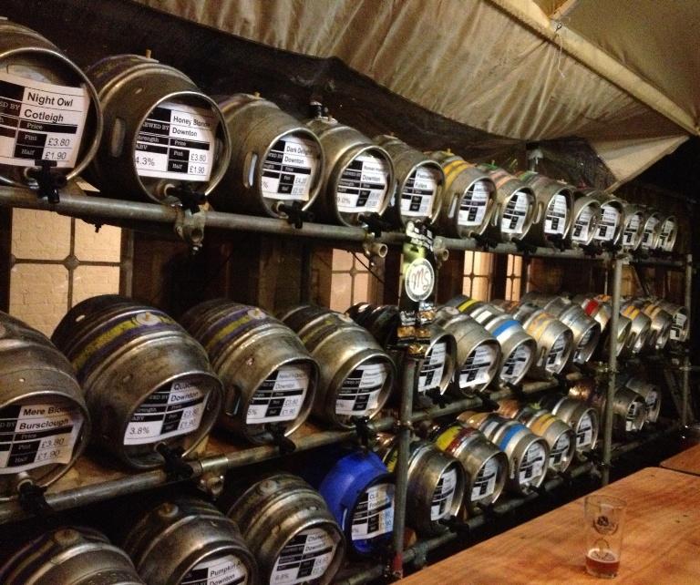 Wandsworth Halloween Beer Festival