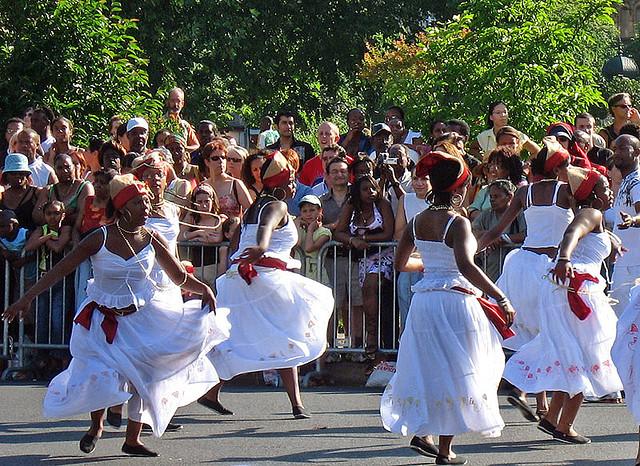 West Indies ladies dancing flickr  bobito