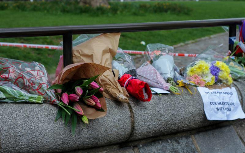 Westminster Attack tributes for Leslie Rhodes - Alex Green