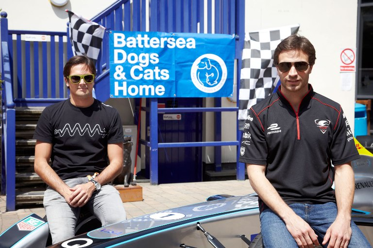 battersea dogs and cats home formula e drivers