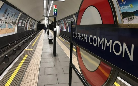 clapham common tube