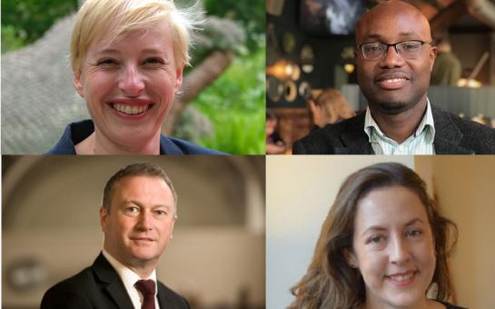 The Croydon North election candidates